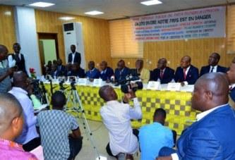 Côte d'Ivoire : 12 partis d'opposition solidaires à Bédié appellent les Ivoiriens à la mobilisation générale, à la résistance et à un sursaut national