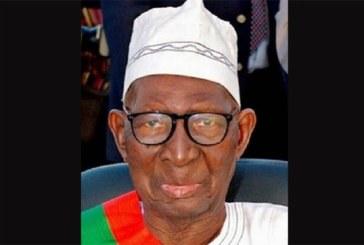 Burkina Faso: Décès ce jour du général Bila Zagré