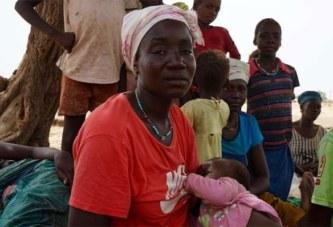 « On a fui pour échapper à la mort » : plus de 1 500 déplacés débarquent à Ouagadougou