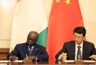 Côte d'Ivoire : Pékin annule 20 milliards FCFA de la dette ivoirieonne et lui fait don de 18 milliards FCFA
