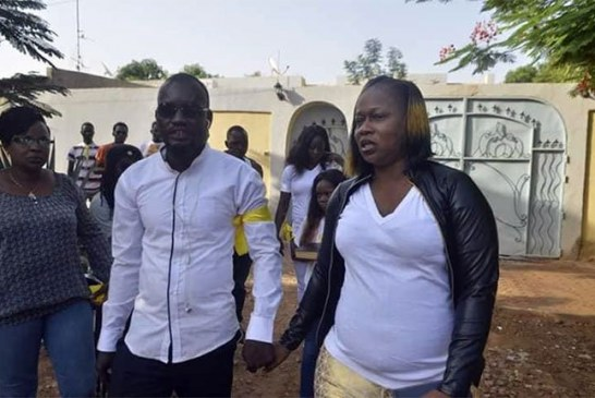 Burkina Faso: Rama La Slameuse déférée à la Maco