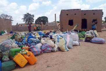 Des Burkinabè réfugiés chez eux, au Burkina Faso