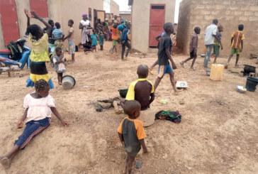 Déplacés de l'arrondissement 9 : «Seul le type d'arme qui nous a contraint de fuir pourra nous faire partir de Ouagadougou»