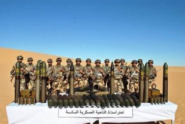 Frontière Mali – Algérie: Découverte d'une cache d'armes de guerre