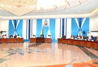 Evolution de la situation sécuritaire : le Conseil supérieur de la défense nationale tient une réunion.