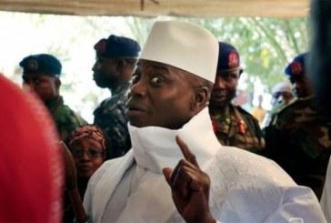 Gambie : Le gouvernement annonce la saisie de « tous les biens » de l'ex Président Yahya Jammeh