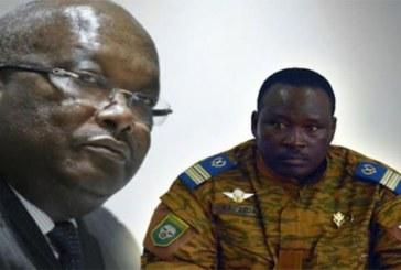 Zida au président Kaboré : «La réconciliation est la seule voie de salut»