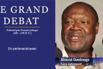 Ablassé Ouédraogo: «Roch n'a pas la carrure, il ne rempli pas le fauteuil»