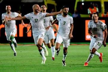 CAN : l'Algérie bat le Nigeria 2 à 1 et rejoint le Sénégal en finale