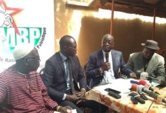 Burkina Faso : Claver Yaméogo, 3e fils de Maurice Yaméogo se lance dans la politique avec un parti politique