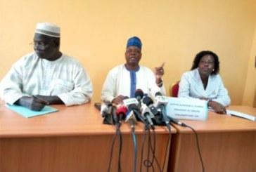 Politique: Le groupe parlementaire CDP fait son bilan de la première session