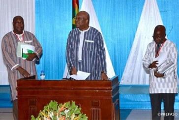 Dialogue politique: le président du Faso reçoit les conclusions ce lundi 22 juillet