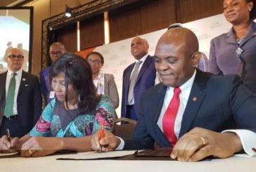 Le PNUD en partenariat avec à la Fondation Tony Elumelu, pour autonomiser 100 000 jeunes entrepreneurs en Afrique