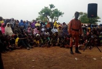 Garghin (Ouagadougou) :Les résidents de la zone non-lotie mécontents de leurs conditions de relogement