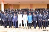 Sortie de promotion à l'Académie de police : Le président du Faso appelle les élèves sortants à plus de loyauté.