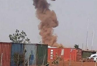 Urgent Mali: Attentat à la voiture piégée au camp de Barkhane à Gao