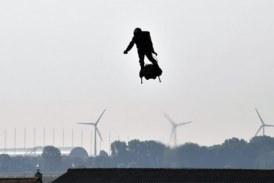 """France: """"L'homme volant"""" va tenter de repartir ciel"""