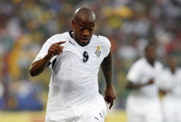 Ghana : L'ancien attaquant Junior Agogo est décédé