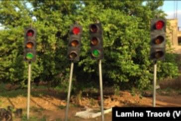 Les feux tricolores «made in Burkina» bientôt sur le marché