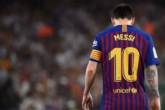 Lionel Messi, avec ce record inattendu, rentre dans l'histoire du football