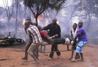 Tanzanie : L'explosion d'un camion-citerne fait plus de 64 victimes