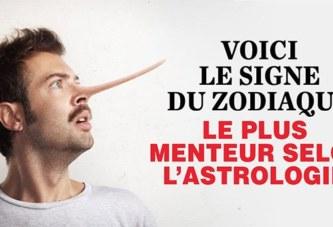 Voici le signe du zodiaque le plus menteur selon l'astrologie