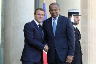 Sahel: Macron reçoit le Premier ministre malien pour discuter sécurité