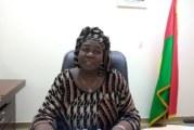 Journée internationale de la paix, édition 2019 ; Le message de madame la ministre des droits humains et de la promotion civique