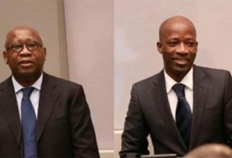 Cour Pénale internationale (Cpi): Gbagbo et Blé Goudé situés sur leur sort dès lundi.