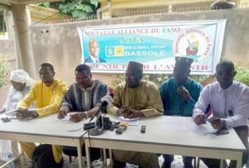 Propos tenus contre Djibrill Bassolé par l'Alliance des Partis de la Majorité: La NAFA répond à Clément Sawadogo