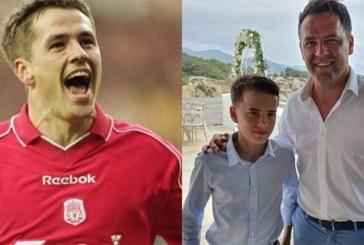 """""""Mon fils est aveugle et ne sera jamais footballeur"""": Les révélations de Michael Owen"""