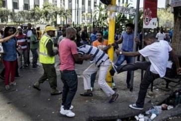Afrique du sud ou la malédiction africaine des élites….