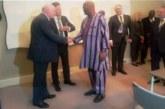 Terrorisme au Burkina: Roch envisage la solution Russe