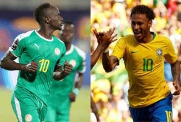 Brésil-Sénégal : Les Lions tiennent en échec la Seleçao