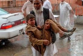 Afghanistan : attentat dans une mosquée, plus de 60 morts