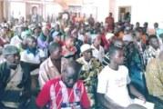 Zéphirin Diabré galvanise les troupes au Noumbiel