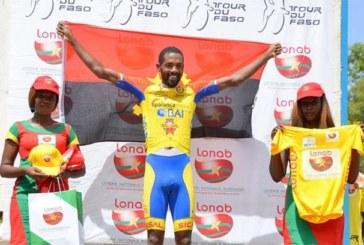 Tour du Faso: l'Angolais Antonio Manuel Dario remporte l'édition 2019