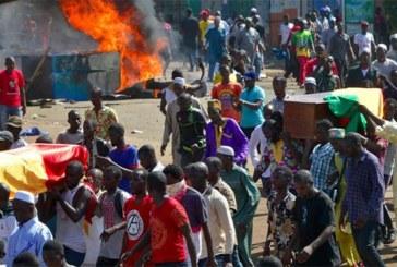 Guinée: violents affrontements à Conakry lors d'une marche funèbre