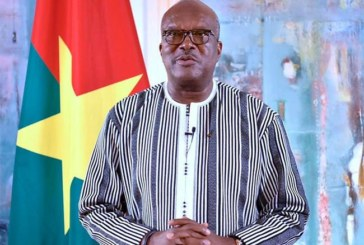 Dégradation de la situation sécuritaire au Burkina Faso:  Le président Kaboré annonce le recrutement de volontaires