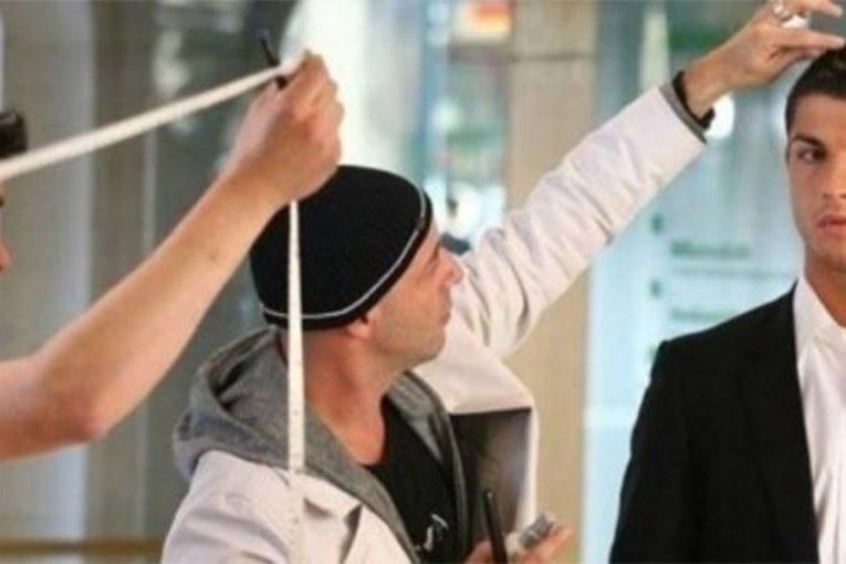 Le coiffeur de Ronaldo assassiné à Zurich