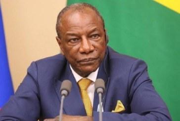 Révision constitutionnelle en vue en Guinée Conakry : Alpha Condé annonce la tenue d'un référendum, le mandat présidentiel va passer de 5 à 6 ans.