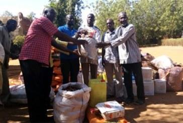 Solidarité: Le CRAD soutien les déplacés internes de Ouahigouya