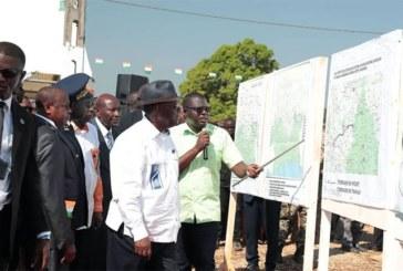 Infrastructures routières en Côte d'Ivoire: EBOMAF obtient un nouveau marché de 73 milliards F CFA pour réaliser la route Bouaké – Satama-Sokoro