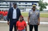 Côte d'Ivoire – L'officier Laurence Aka Adjoua devient la première femme commando gendarme