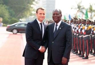 Côte d'Ivoire : Les dates de la visite d'Emmanuel Macron à Abidjan bouclées