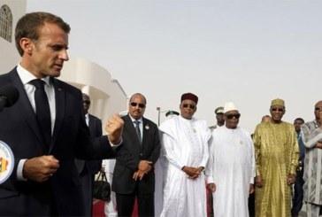 Attaque jihadiste à Inates au Niger: la France reporte le sommet de Pau