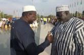 Eddie KOMBOÏGO explique sa rencontre avec Mahamadi Lamine Kouanda