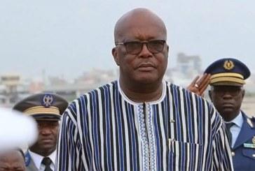 Attaque de l'église protestante de Hantoukoura: Le président Kaboré présente mes condoléances aux familles éplorées