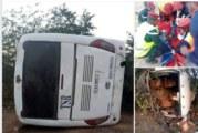 Burkina Faso: 62 victimes dans grave un accident sur la RN1