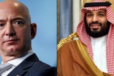 Le téléphone de Jeff Bezos aurait été piraté par le prince héritier saoudien